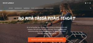 Teenytjotain.fi etusivu